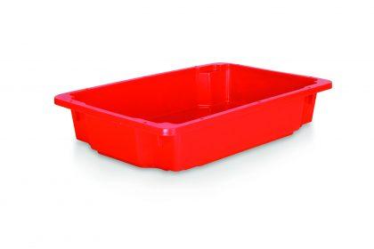 Plastmasas kastes – 600x400x120 mm